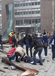 挪威大屠杀
