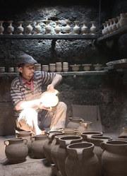 让我的陶器卖便宜点吧