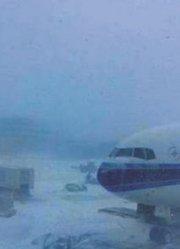 1982年,美国一架飞机暴雪天气起飞,不料20秒后发生恐怖的一幕!