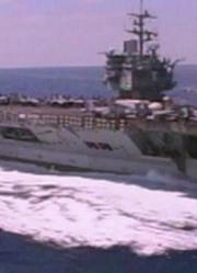 美国企业号航空母舰