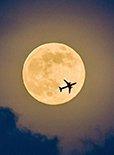 超级月亮三连