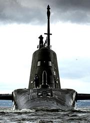 二战水下战场