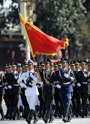 抗日战争胜利70周年大阅兵