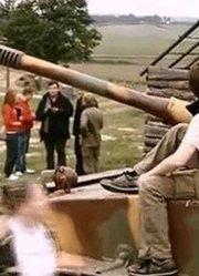 《坦克世界》超牛躲枪子技巧