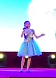 少女舞台演唱高难度歌曲