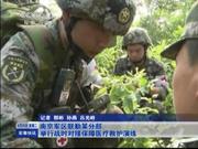 纪实新闻130820南京军区举行战时对接保障医疗救护演练