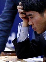 AlphaGo大败李世石