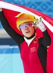 索契冬奥会500米短道速滑冠军李坚柔