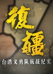 复疆——台湾义勇队抗战纪实