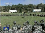 纪实新闻130915新兵营里欢乐多