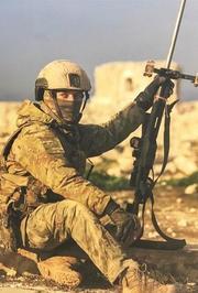 俄军大批新武器叙利亚试验