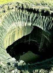 深入秘境:西伯利亚巨坑