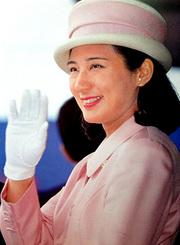 日本皇室:平民皇后美智子