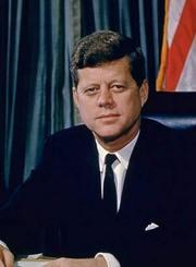 肯尼迪总统之死