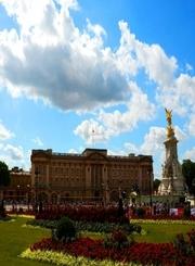 白金汉宫-皇家宫殿