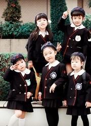 福冈中洲深夜里的幼儿园