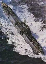潜水艇巡航