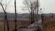 山西盂县煤矿采空区塌陷致百亩耕地下沉裂缝宽1米左右