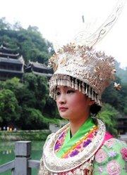 苗族银饰:穿在身上的文化遗产