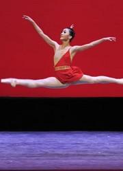 芭蕾中国梦