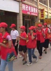 福建晋江市农村进香大吉,闽南地区最常见的民间传统