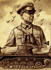 二战秘史:装甲将军