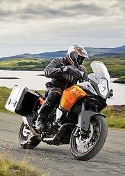 摩托车体验