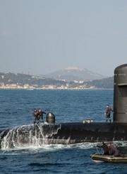 歼灭航母的袖珍潜艇