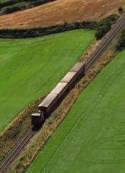 马恩岛的火车