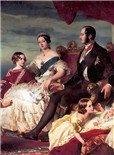 维多利亚女王和她的孩子们