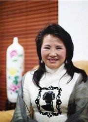 南非华文教育基金会主席韩芳