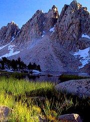 美洲野性大地:山脉