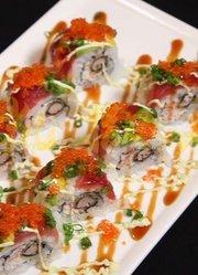 独食系列:花样美式寿司