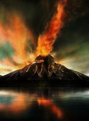一车行天下:森林火山湖