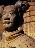 亚洲巨大遗迹:中国兵马俑