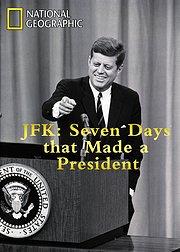 肯尼迪总统的关键七天