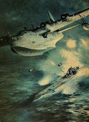 二战传奇:会防空的潜艇