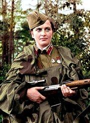 苏联女狙击手传奇