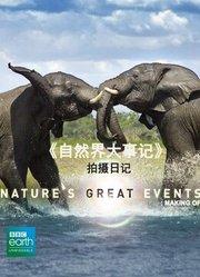 BBC:《自然界大事件》拍摄日记
