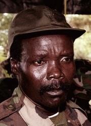 非洲圣主抵抗军领导者约瑟夫·科尼