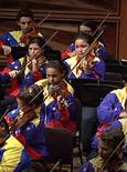 指挥青少年乐团