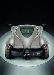 超级跑车帕加尼Huayra