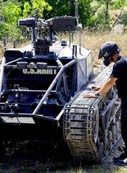 美军科幻装备:遥控武器