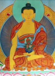 大藏桑杰唐卡家