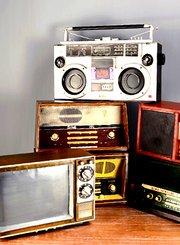 家有录音机