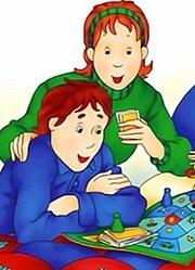 卡由第5季英文版