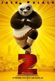 功夫熊猫2(精彩看点)