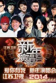 2014江苏卫视跨年晚会
