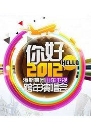 2012山东卫视跨年演唱会