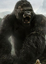 《金刚:骷髅岛》最新剧照 巨型金刚身材突破影史